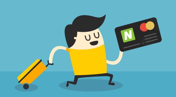 Cartão Neteller Net+