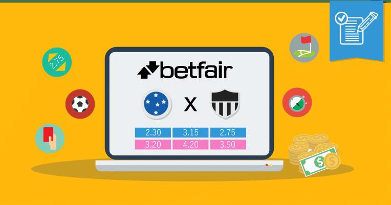 Betfair Brasil: Como apostar na Betfair no Brasil