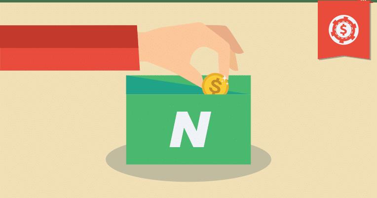 Depositar dinheiro na Neteller
