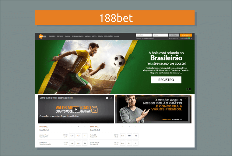188bet - Melhores de casas de apostas