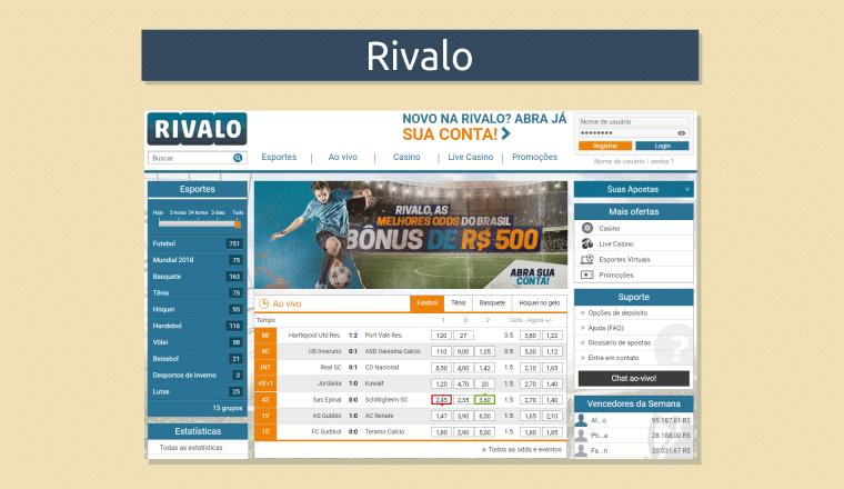 88b9c7c987 Melhores sites para apostar no Brasil