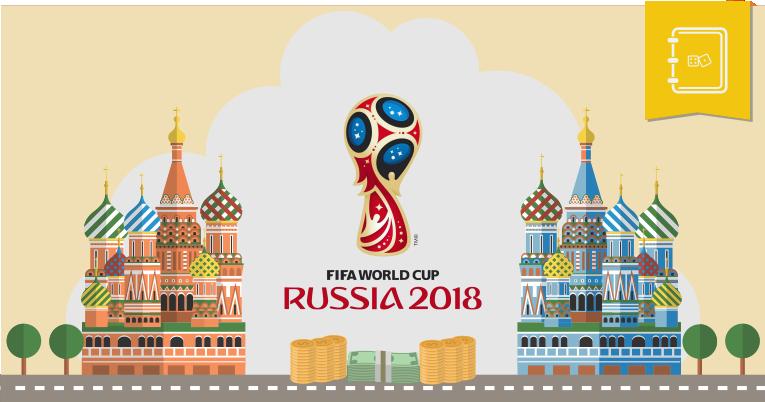 Ganhe dinheiro com a Copa da Mundo 2018 - Os melhores bônus para apostar na Copa da Russia