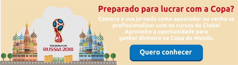 Conheça nossos cursos e torne-se um apostador profissional