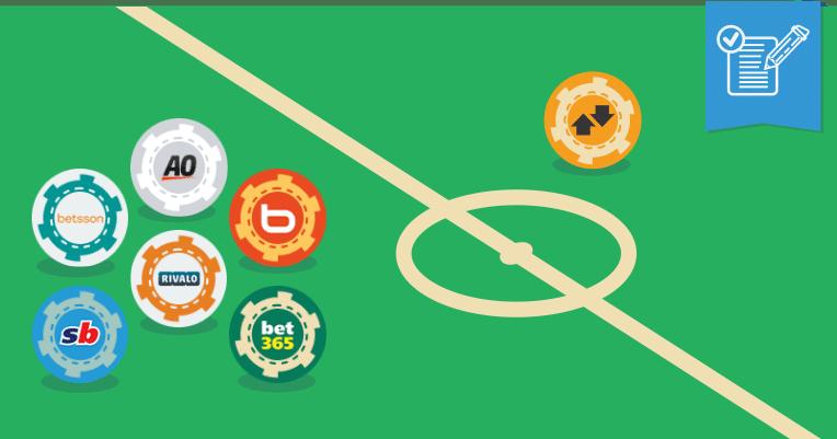 Diferença entre casas de apostas e bolsas esportivas