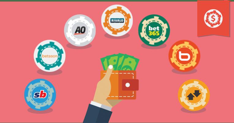 Casas de apostas com os melhores bônus