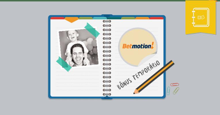 Betmotion Bonus Temporario