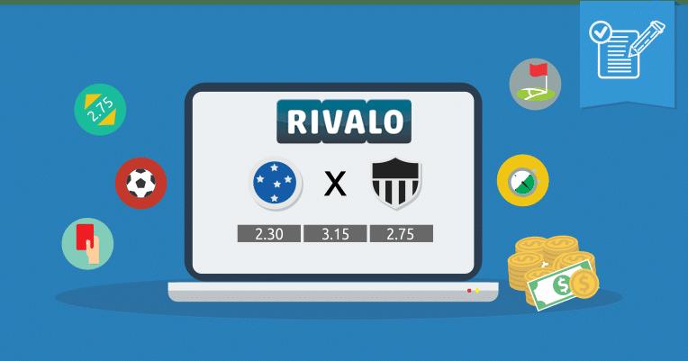Rivalo Apostas - Como apostar na Rivalo