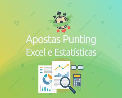 Apostas Punting • Estatística e Excel aplicados às apostas no futebol