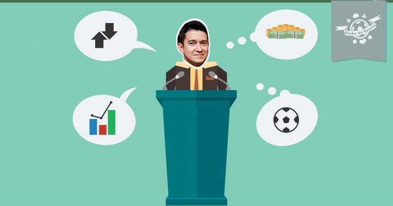 Curso Trader Esportivo - Entrevista com Alan Seixas