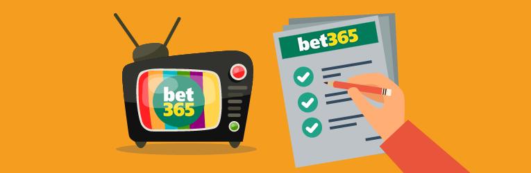 Abrir uma conta, depositar e acessar as streamings da Bet365