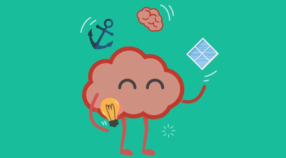PNL e Fatores Psicológicos • Âncoras, janelas da memória e ego