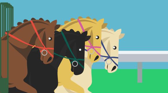 Apostar em cavalos • Como fazer suas apostas nos cavalos pela 1ª vez