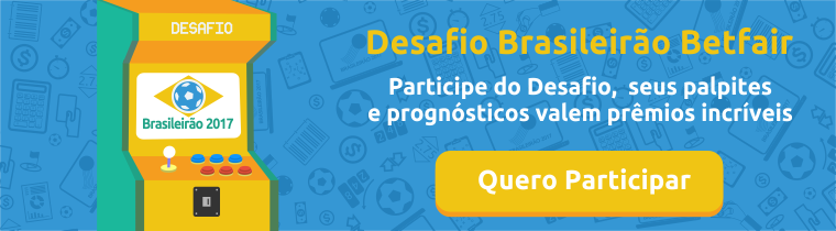 Desafio Brasileirão Betfair