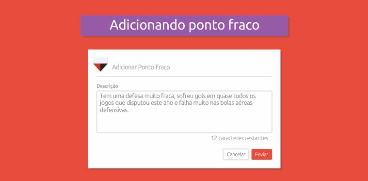 Ponto Fraco São Paulo - Prognósticos no Brasileirão