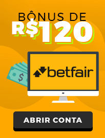 Criar conta na casa de apostas Betfair
