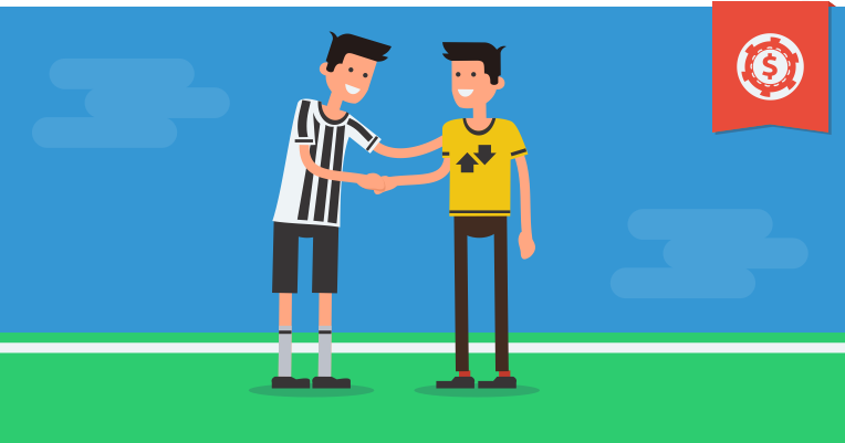Parceria entre a Juventus e a Betfair