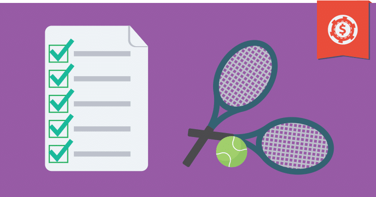 Apostas em Tenis - Aprenda as regras para apostar