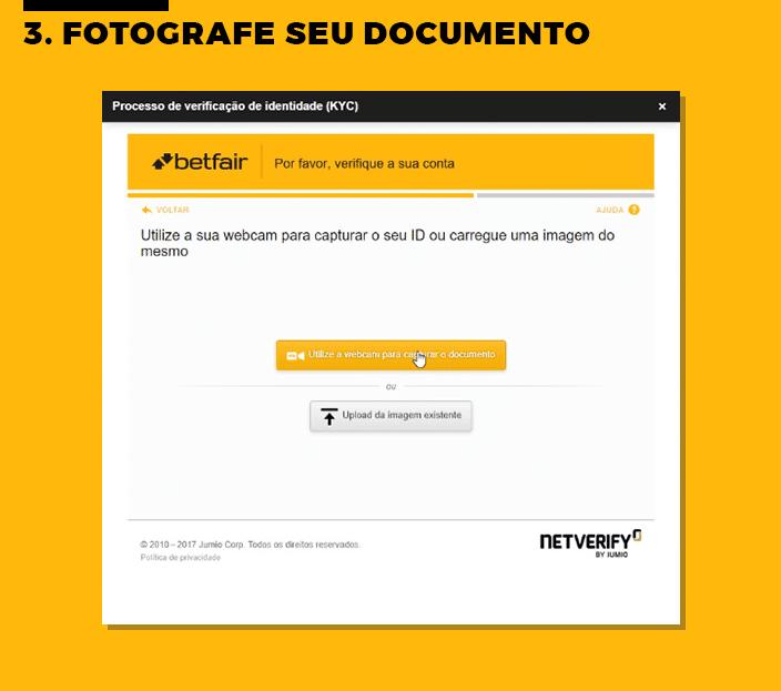 Fotografe O Seu Documento