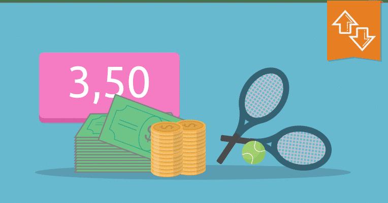 Técnicas de trading em tênis