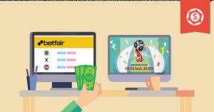 Como apostar na Copa do Mundo pela Betfair