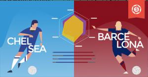 Prognóstico Chelsea x Barcelona - Champions League