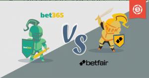 Bet365 x Betfair, qual casa é melhor?