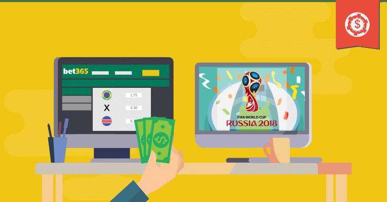 Como apostar na Copa do Mundo pela bet365