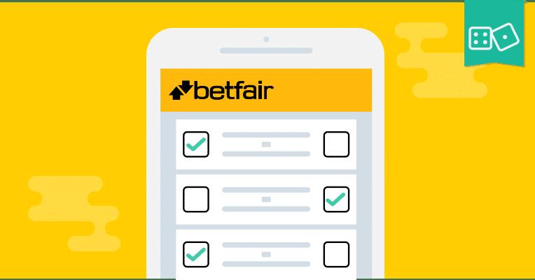 Como fazer apostas múltiplas na Betfair