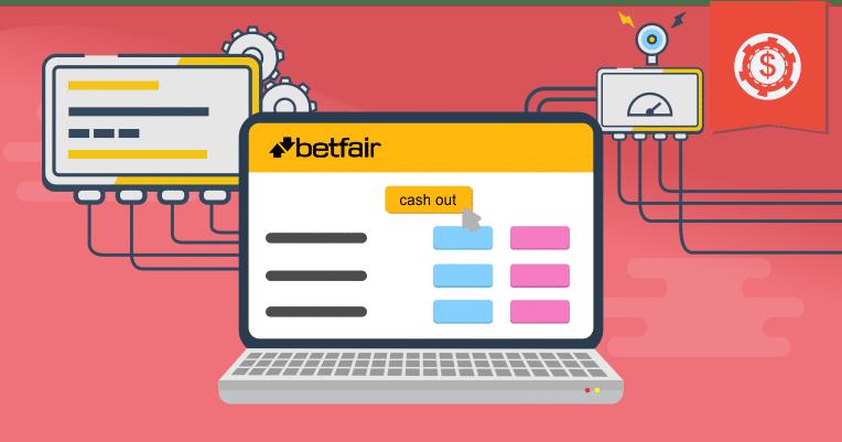 Cashout na Betfair - Como funciona?
