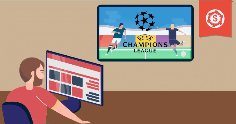 Prognósticos das quartas de final da Champions League