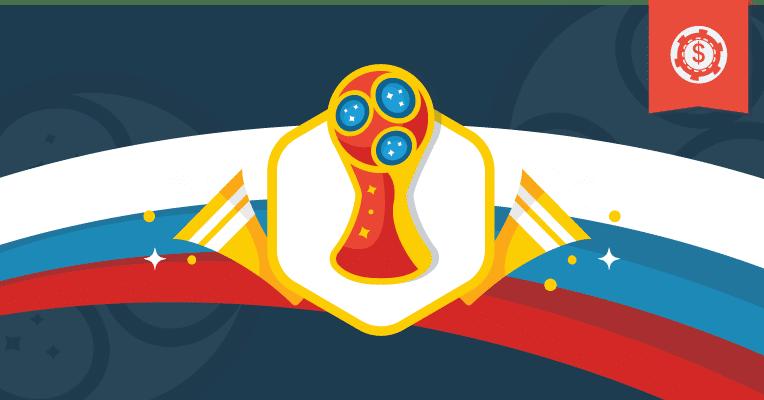 omo apostar no campeão da Copa do Mundo para comemorar duplamente na Rússia