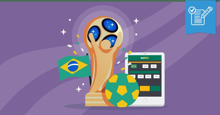 Como apostar no Brasil na Copa do Mundo