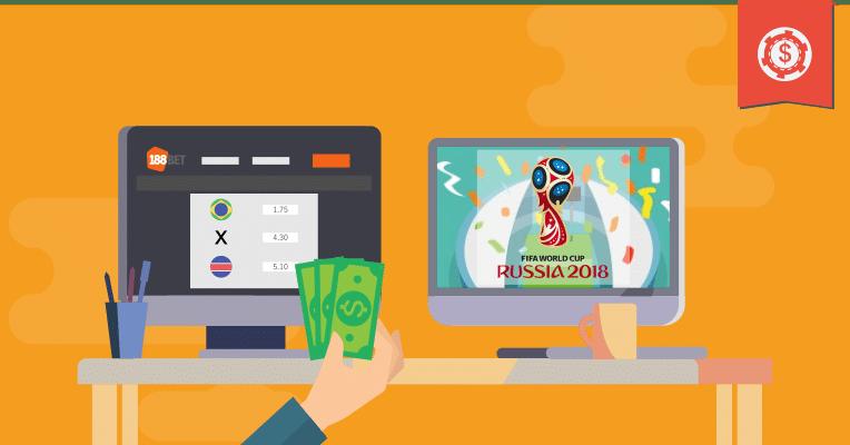 Como apostar na Copa do Mundo na 188bet