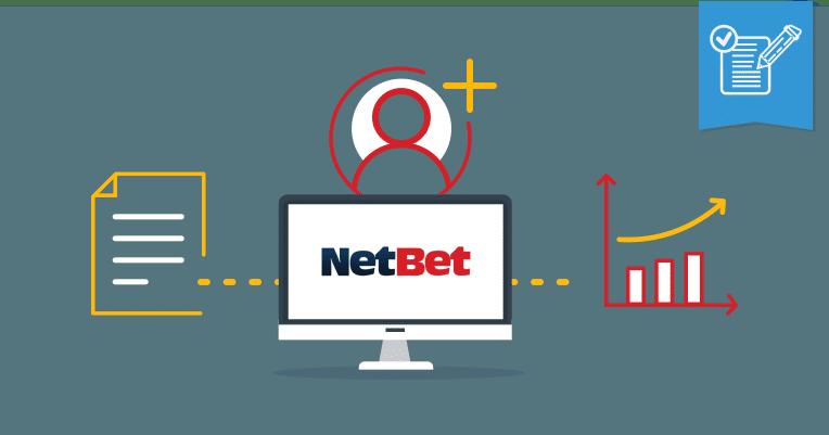 Como criar uma conta na Netbet