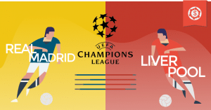 Final Champions League- Real Madrid x Liverpool