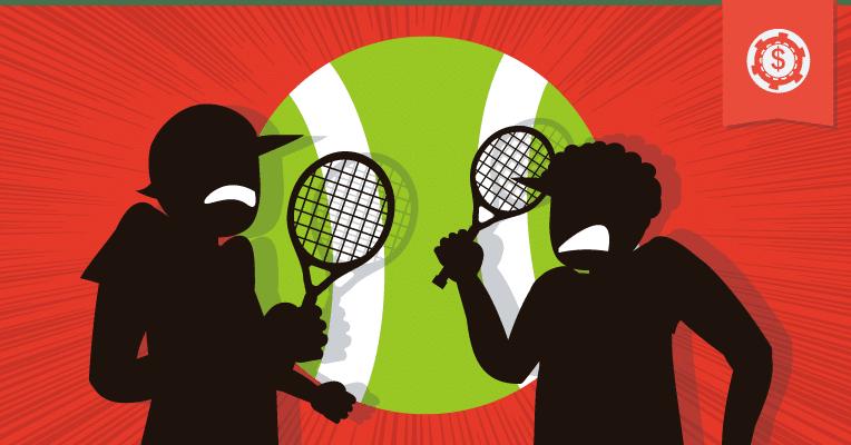 Tenistas irregulares e as apostas esportivas