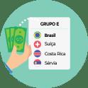 Como apostar nos grupos da copa do mundo