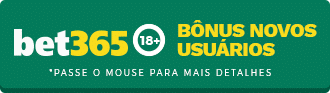 Bônus sites de apostas: Bet365
