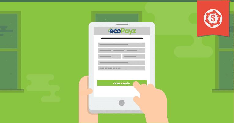 Como criar uma conta na Ecopayz