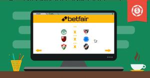Como ver o histórico de apostas no site da Betfair?