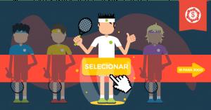 Estilo dos jogadores de tênis do circuito masculino • Como jogam os principais tenistas da ATP