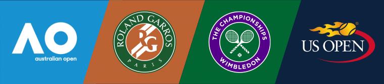 Torneios Grand Slam Tênis