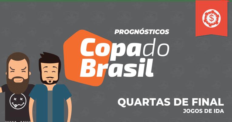 Prognóstricos Quartas de final da Copa do Brasil