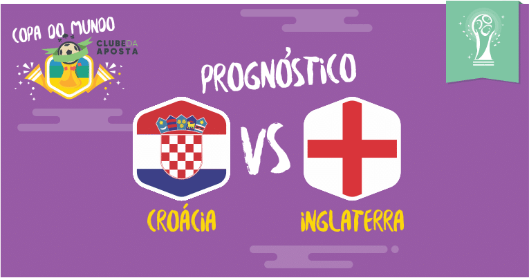 Croácia x Inglaterra