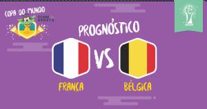 França x Belgica