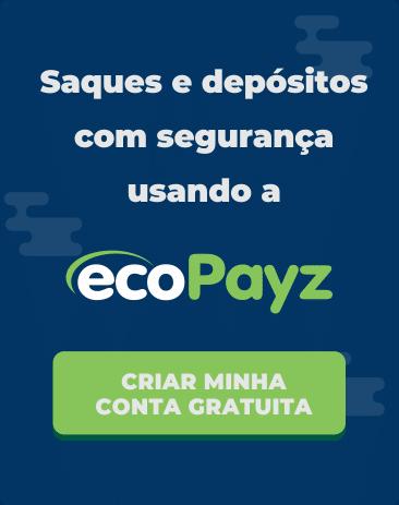 Criar conta na EcoPayz