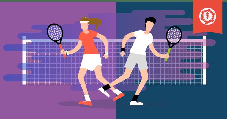 ATP x WTA • Principais diferenças, vantagens e desvantagens nas apostas em tênis