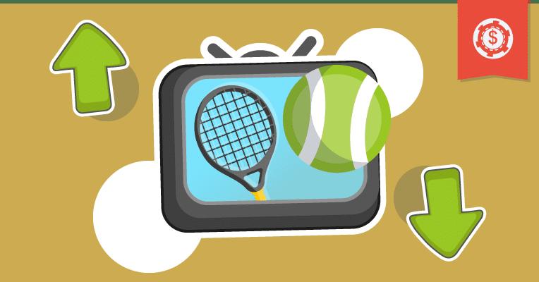 Quais os mercados para apostar em tênis?