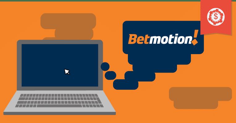 Tutorial • Como criar uma conta na Betmotion?