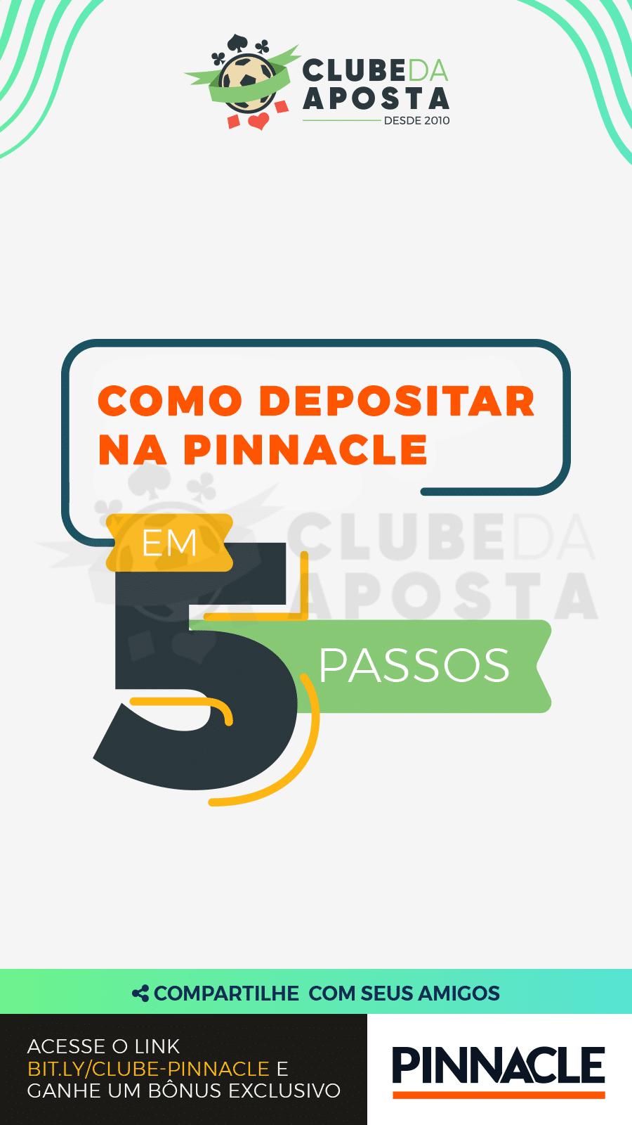 como-depositar-na-pinnacle_passos